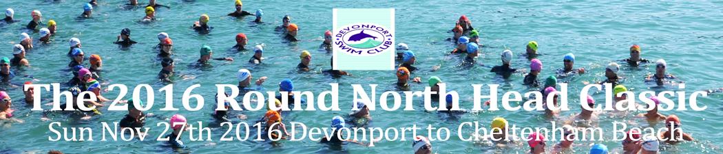 2016 ROUND NORTH HEAD CLASSIC Sea Swim